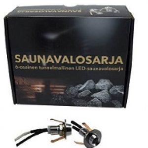 6 os SaunaLed sarja